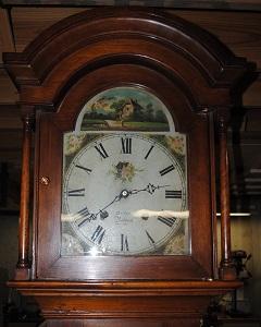 Fuller Grandfather Clock Repair